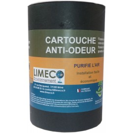 Cartouche anti-odeurs Limeco