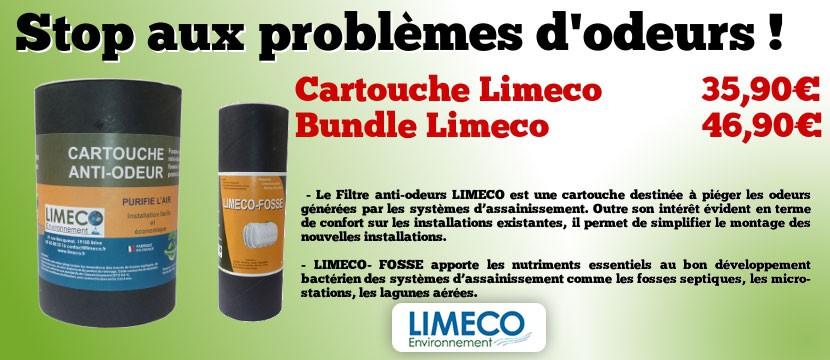 Bundle Limeco entretien pour fosses
